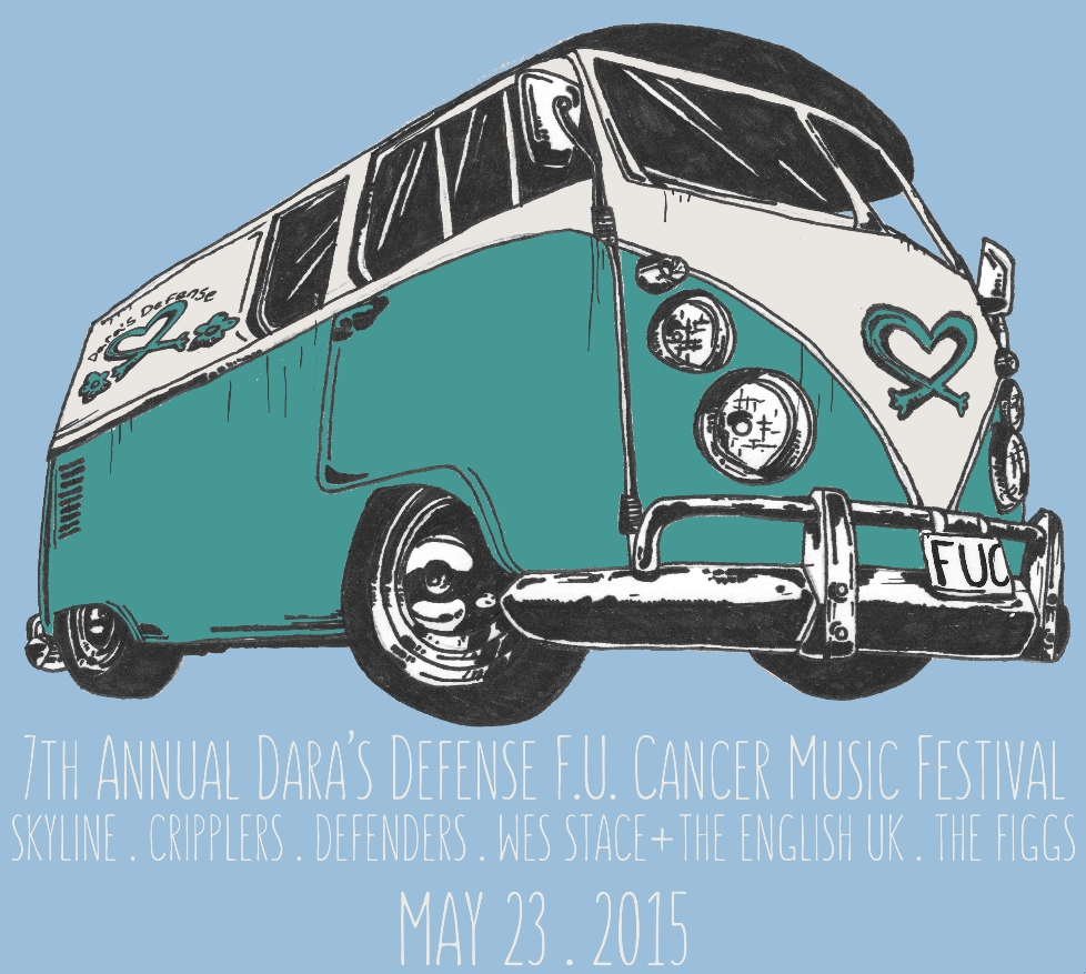 The 7th Annual F.U.Cancer Music Festival is coming May 23rd!