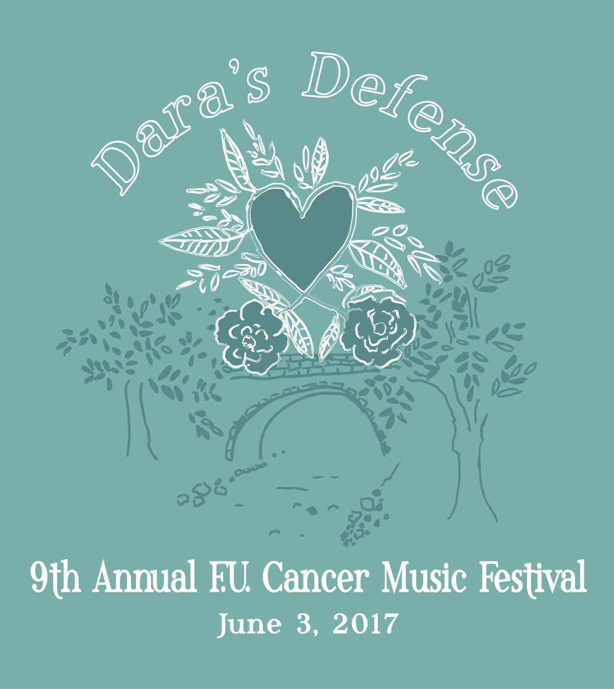 9th Annual FU Cancer Music Festival Tickets are On Sale